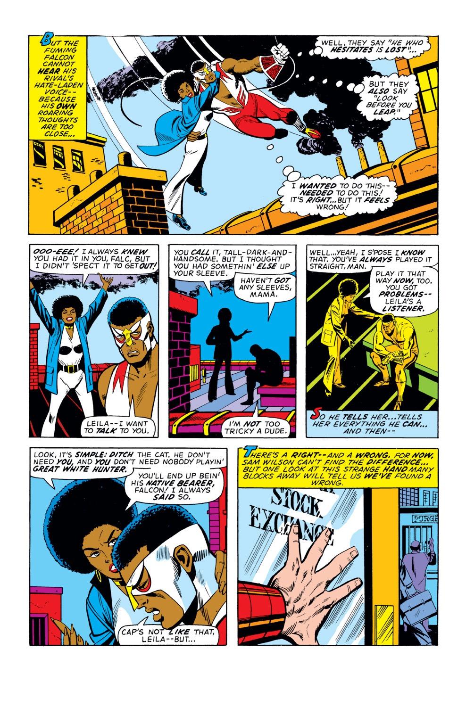 Captain America (1968) Issue #160 #74 - English 8