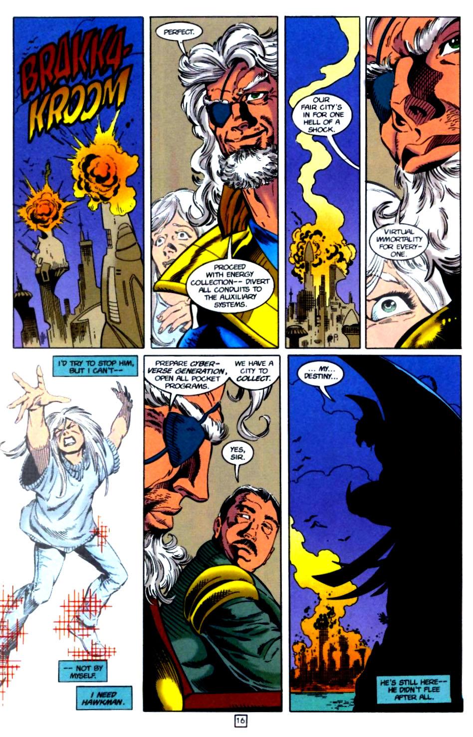 Deathstroke (1991) Issue #51 #56 - English 17