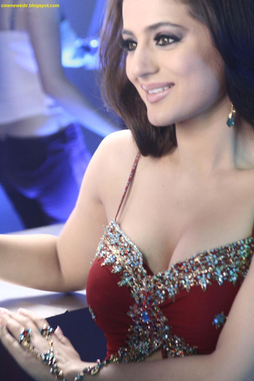 Amisha Patel Hot Nude cine news amisha patel hot spicy cleavage exposing stills
