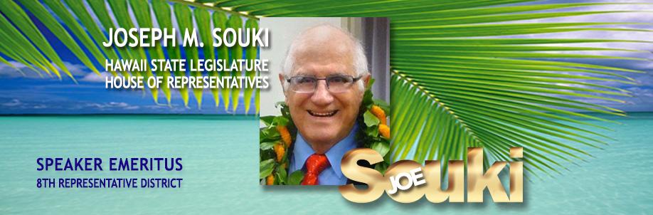Speaker Souki
