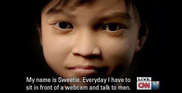 Terre des Hommes: Sweetie Case film