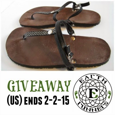 EARTH RUNNERS Earthing Sandals