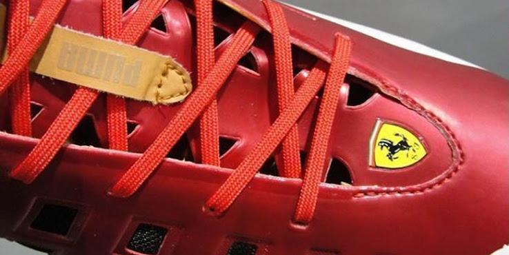 Conocé los botines Puma edición Ferrari
