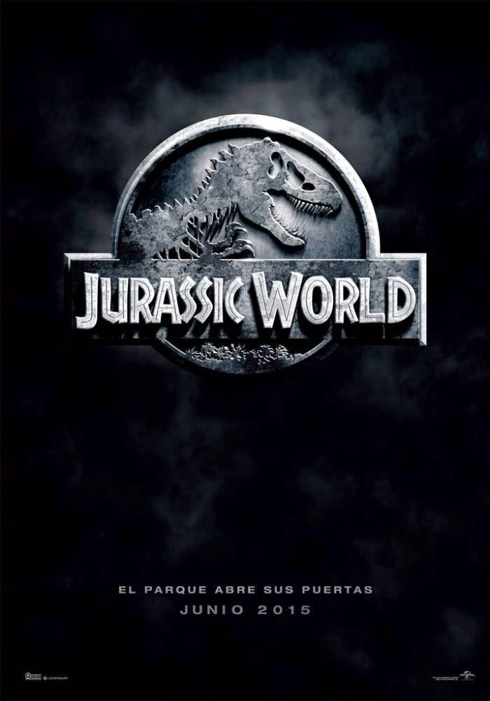 Jurassic world peliculas de terror trailers posters for Puerta jurassic world