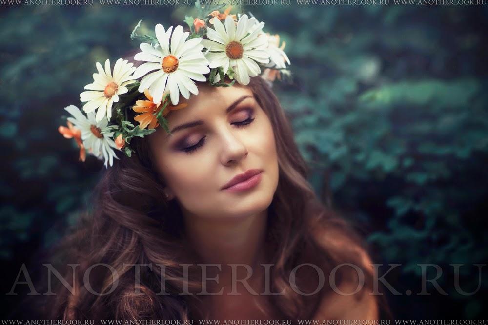 красивая фотосессия фея