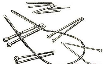Набор инструмента для вязания