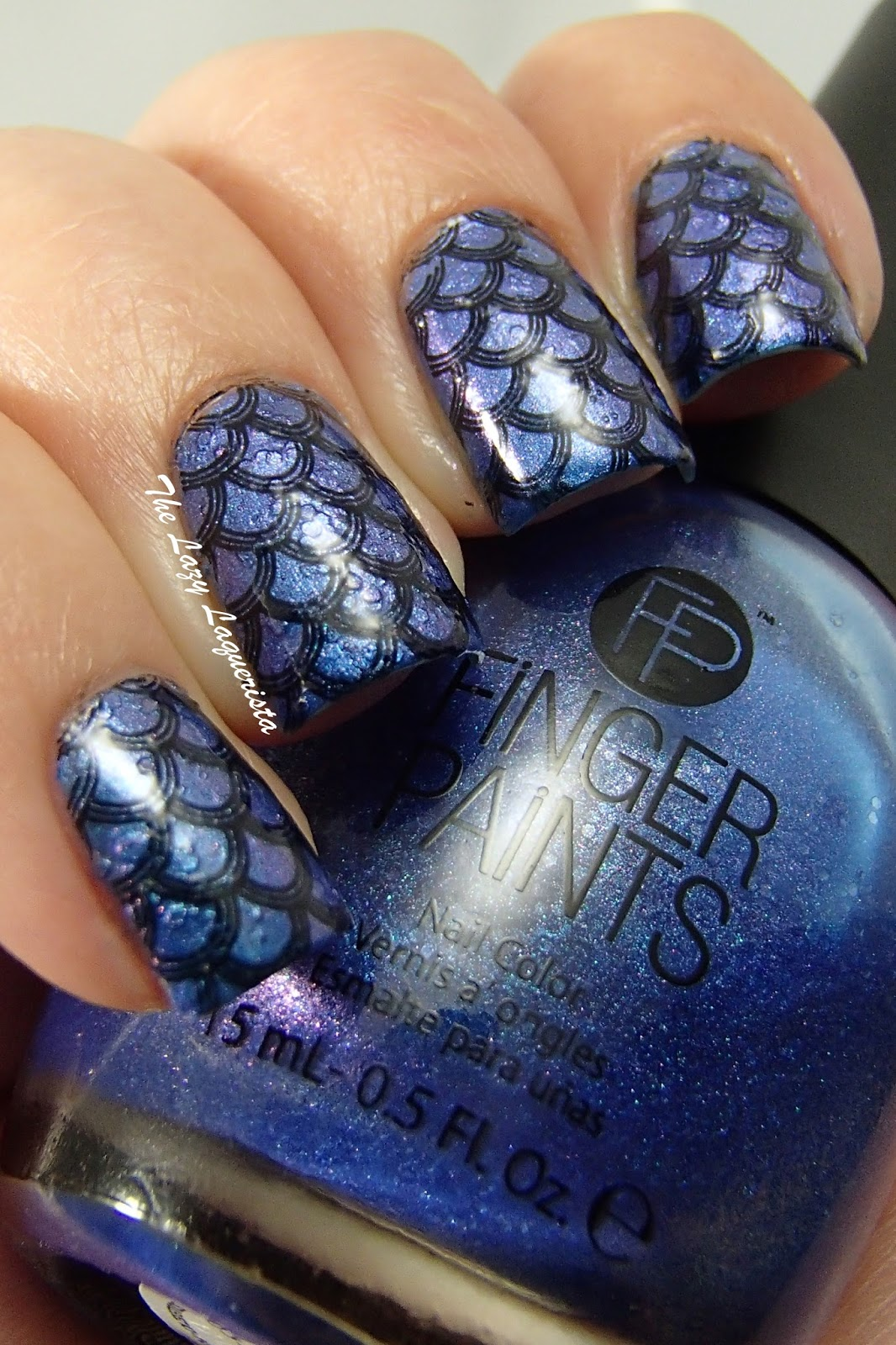 Fish Scale Stamping