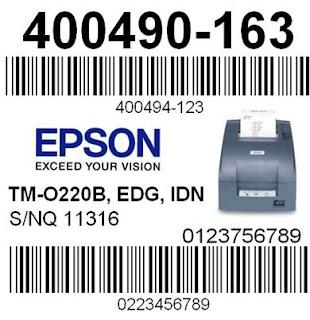 Epson-label
