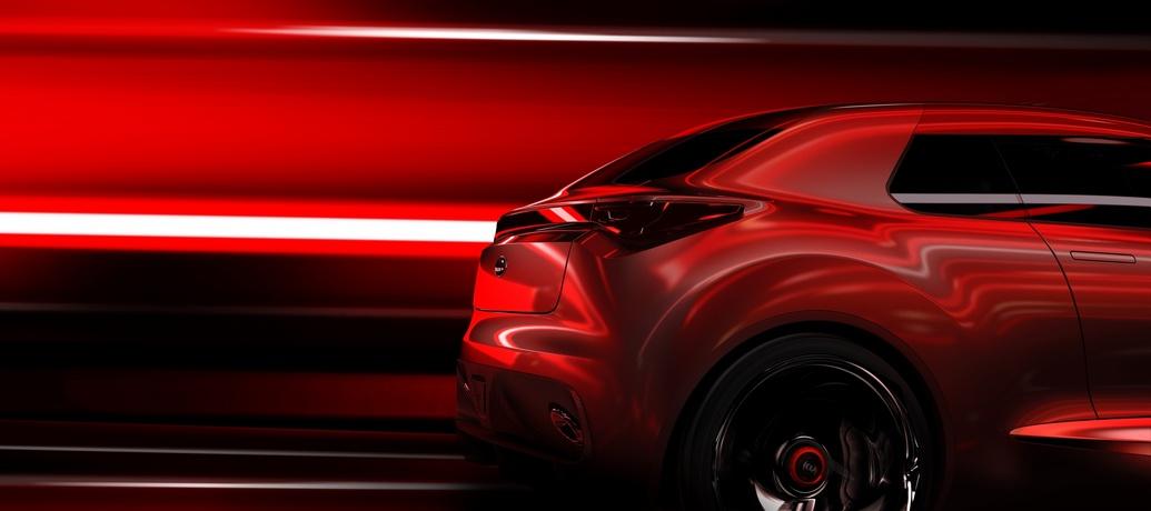 Kia Teases New Concept for Geneva Motor Show