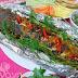 Cá chuối nướng giấy bạc ngon tuyệt