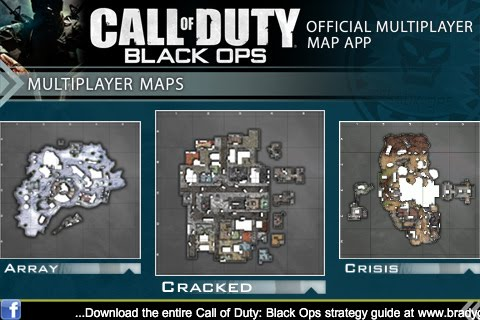 BradyGames, the publishers of the official Black Ops strategy guide,