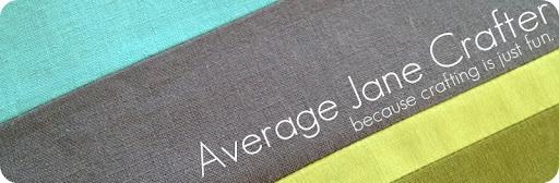 Average Jane Crafter