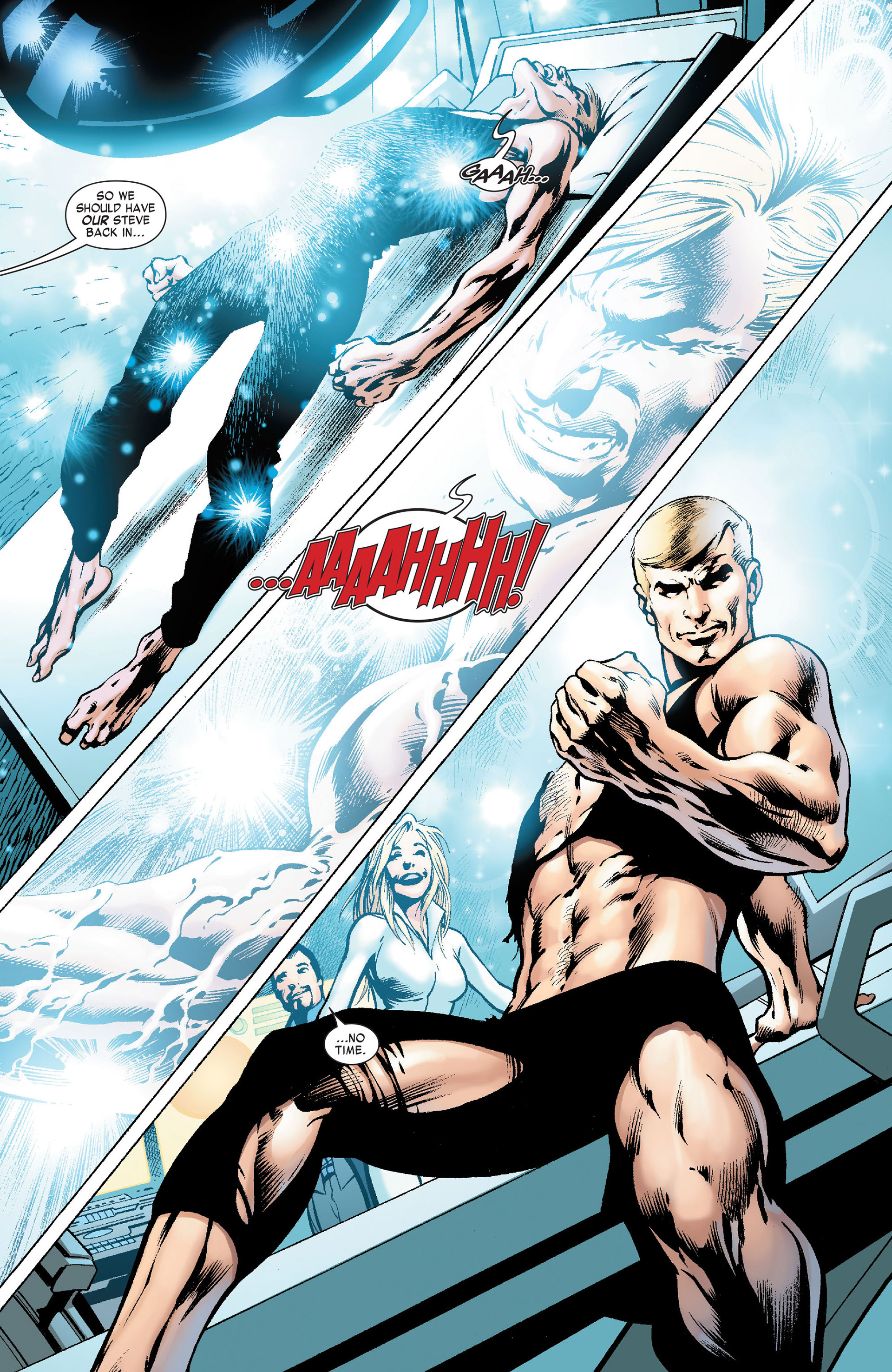 Captain America (2011) Issue #10 #10 - English 5