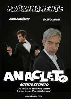 ver pelicula Anacleto: Agente secreto, Anacleto: Agente secreto online, Anacleto: Agente secreto latino