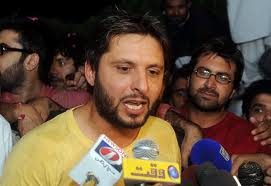 shahid afridi wallpapers 2012