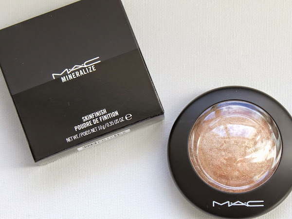 MAC Mineralize Skinfinish | Soft & Gentle.