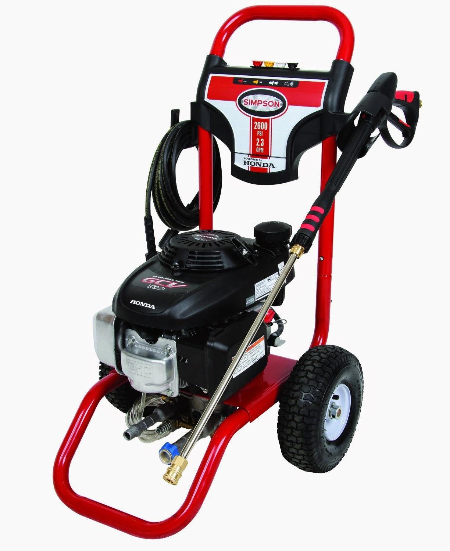 Honda power washer - Honda gcv 160 ...