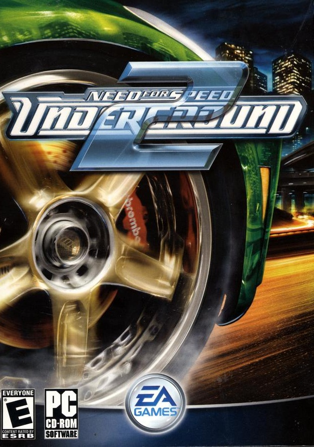 NEED FOR SPEED UNDERGROUND FONT FREE DOWNLOAD