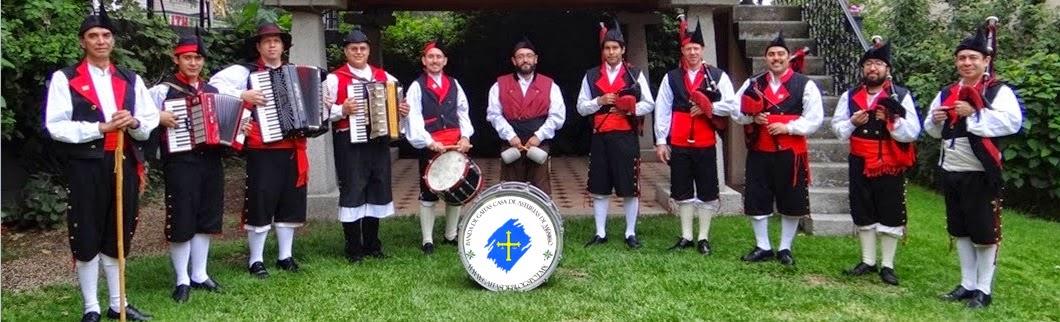 Banda de Gaitas Casa Regional de Asturias en México