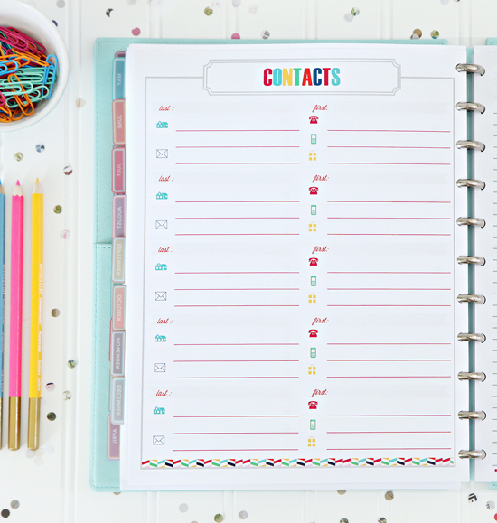 iheart organizing 2014 daily planner faqs
