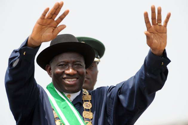 "GEJ Named ""International Person of the Year 2015"""