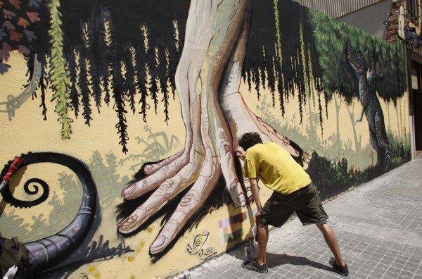 Reflexiones de Manuel Nuestra lengua Grafitero