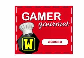 Parceria Gamer Gourmet