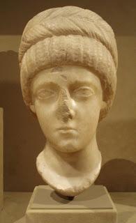 Elia Flavia Flacila, esposa deTeodosio   -   s. IV d.C.