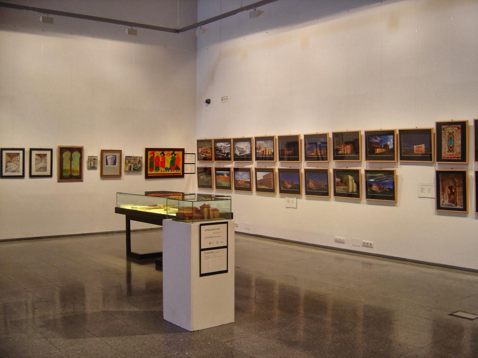 Exposición en el Museo Etnográfico.