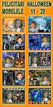Felicitari  Halloween  Modelele  11-20