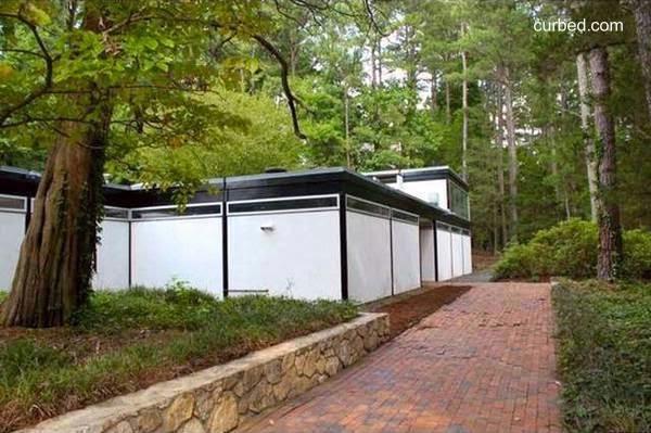 Casa residencial Modernista norteamericana