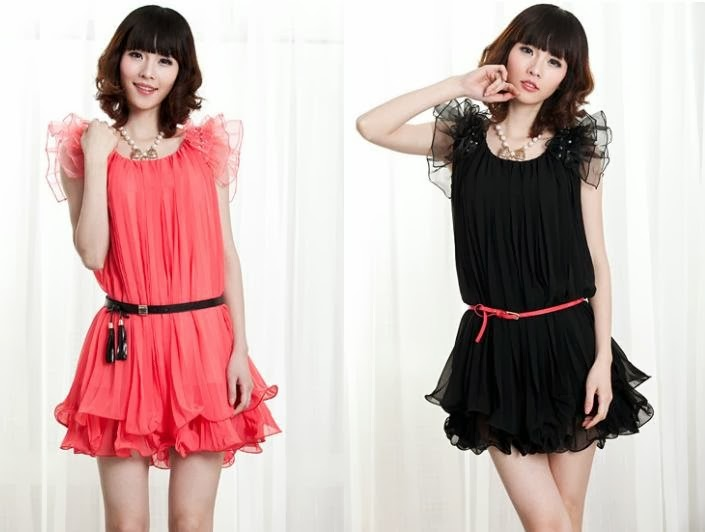 Korean Dress Summer Fashion