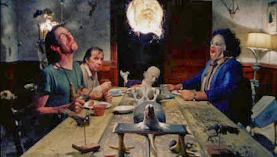 Dinner Time for The Texas Chain Saw Massacre