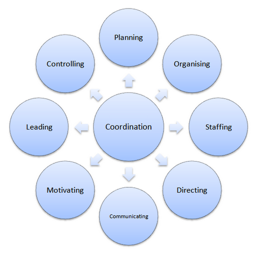 planning organizing leading and control Two traditional control techniques are budget and performance audits the management functions of planning, organizing, leading.