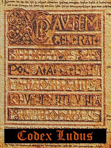 Codex Ludus