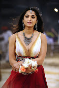 Anushka Hot Stills