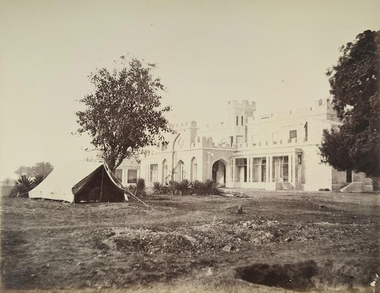 Ludlow Castle - Delhi 1858