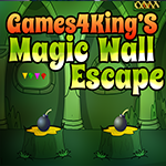 Games4King Magic Wall Escape