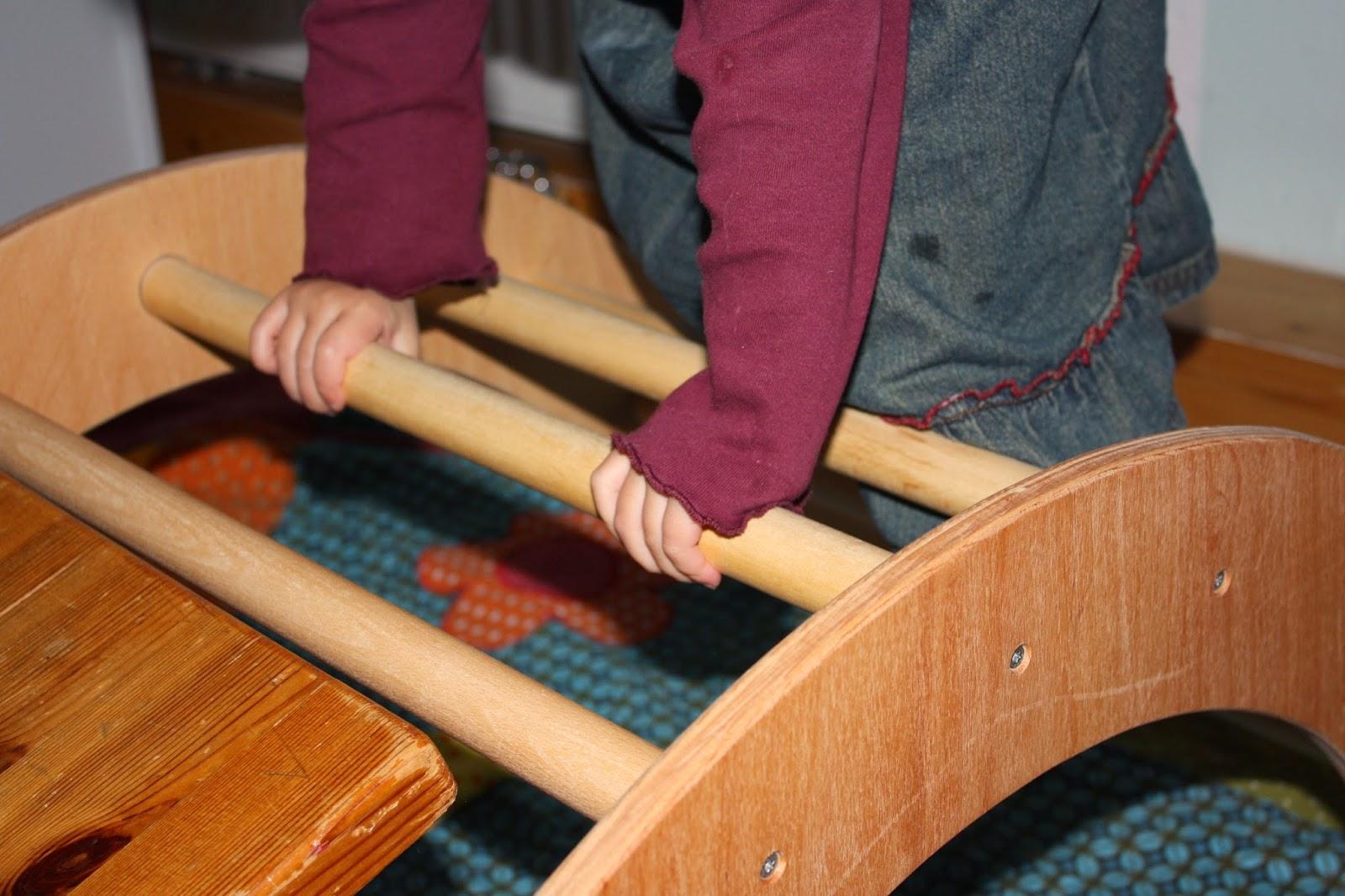 Holz Kletter Bogen : Mutterfreu n de kletterbogen fürs kletterkind