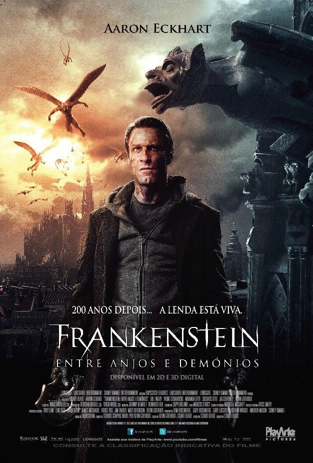 Frankestein: Entre Anjos E Demônios - Dublado
