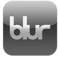 blurapp, blur ipad app, blur iphone app, blur iphone, blur ipod app, blur itunes