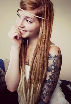 Mixed Dreaded and Non Dreaded Style