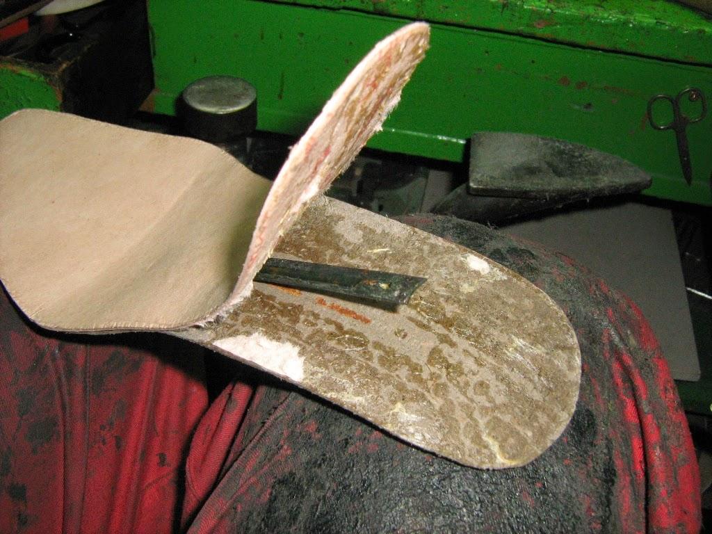 Projektowanie obuwia - stalka