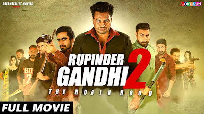 Rupinder Gandhi 2 2017 Punjabi WEB-DL 480p 350Mb x264