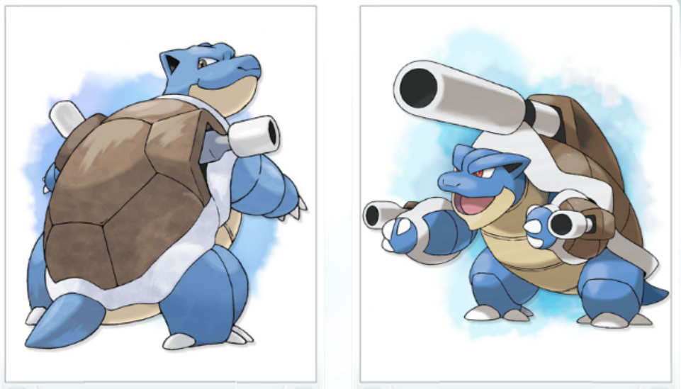 Gamer stream juillet 2014 - Pokemon tortank mega evolution ...