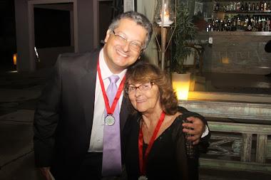 com Maria Augusta Almeida Brito