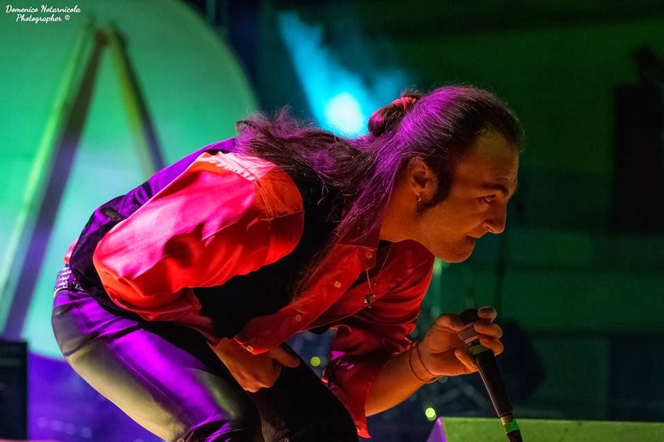 PEPPE PAGANO LIVE AL FESTIVAL PUB ITALIA