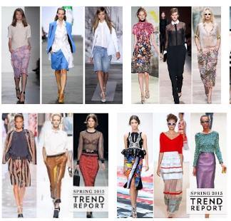 Trend Baju Korea Musim Semi 2013