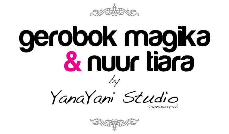 Gerobok Magika & Nuur Tiara