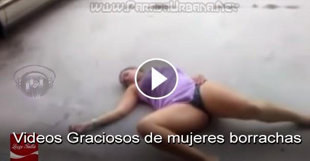 Videos Graciosos de mujeres borrachas